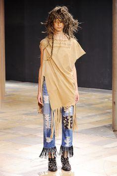 [No.43/52] JUNYA WATANABE COMME des GARÇONS 2014春夏コレクション   Fashionsnap.com