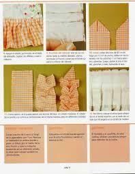 Resultado de imagen para lenceria de cocina paso a paso gratis