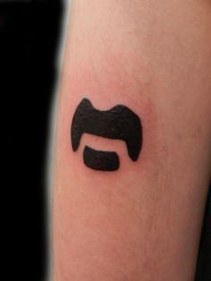frank zappa tattoo portrait and grey tattoo on pinterest. Black Bedroom Furniture Sets. Home Design Ideas