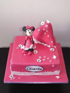 Minnie mouse - Cake by Janeta Kullová