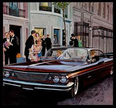 James Kraus, who has authored a piece for Ivy Style on bachelor cuisine, has alerted us to a post from his vintage automotive blog, Auto Universum. The piece centers around Art Fitzpatrick and Van …