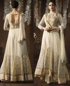 This suit can be customize upto fabric limitation and patch pattern. Slight variation in color is possible. All other accessories shown in the image are only for photography purpo Net Lehenga, Lehenga Style, Eid Collection 2017, Salwar Kameez, Beige, Suits, Fabric, Pattern, Color