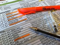 Gear Lists - Not Just For Gram Weenies! by Brian's Backpacking Blog, via Flickr