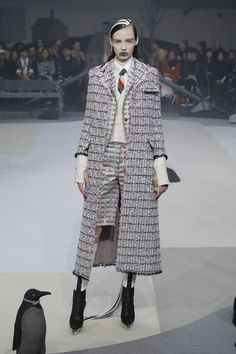 Thom Browne   Ready-to-Wear - Autumn 2017   Look 23
