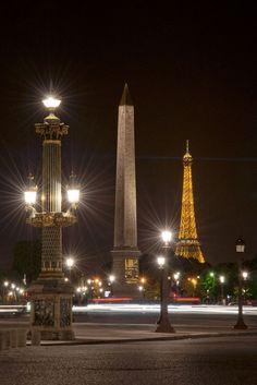 Place de la Concorde, Paris,France