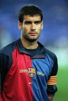 Pep Guardiola - Player