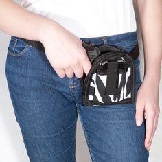 waist gun holster for women Home Shop For Women Concealed-Carry Purses Concealed-Carry Waist Pack . Self Defense Women, Self Defense Weapons, Concealed Carry Belt, Conceal Carry, Concealed Carry For Women, Concealed Handgun, S&w Shield, Gun Holster, Waist Pack