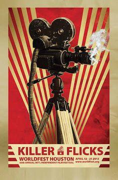 Film Festival Posters: WORLDFEST HOUSTON 2013