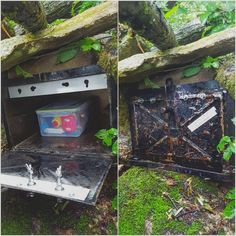 Cool looking #geocache. (lets_go_geocaching pic) #IBGCp