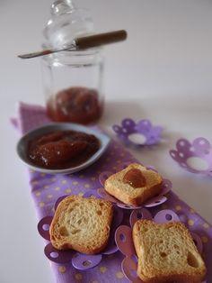 Dona Biscoito: Compota de figo (da Serra de Montejunto)