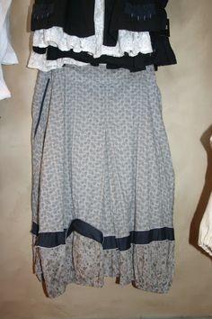 Asymetrical French Skirt to match  Asymetric Skirt #ramirez701 #newfahsion #niceskirts #AsymetricSkirt  2dayslook.com