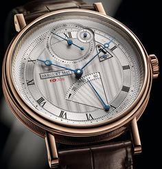 Breguet Classique Chronometrie 10Hz Watch