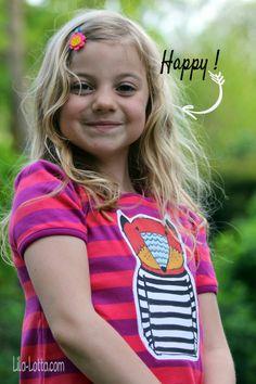 Kinderkleidung schnell aufpimpen mit Textilfolie ...