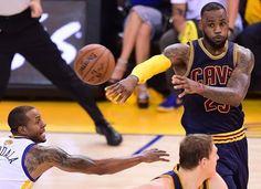 Tirando Pegao: Lebron y los Cavs empatan serie final de la NBA