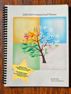 Journey Through Love: 2013/2014 Waldorf Homeschool Planner created by Oak Meadow parent!
