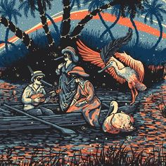 Monday Boating Party! - James R. Eads