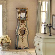 Horloge miniature Moreu. 01:12 à l