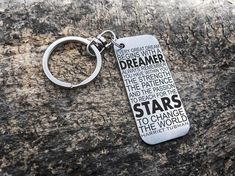 The life begins at the end of your comfort zone - A perfect keychain gift for your Adventurer, traveller friend, or relative. (The life begins at the end of your comfort zone Keychain Gifts For Husband, Gifts For Father, Eddard Stark, Moms Best Friend, Work Hard In Silence, Game Of Thrones Quotes, Stephen Covey, Key Tags, Christmas Gift For You