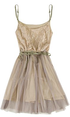 Nude Lace Prom Dress by Zara