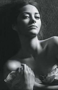 Marion Cotillard (French actress and singer) by Mikael Jansson for Interview Magazine