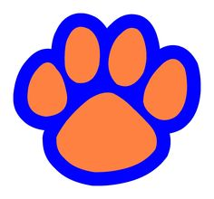 Reason: This is a perfect example of what the logo could be; Orange and blue (reliable aspect) combine to make a dog paw hence Pet Taxi Service.