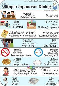 Hinweise, Aufforderungen auf Japanisch. Danke Daizo #learnjapanese
