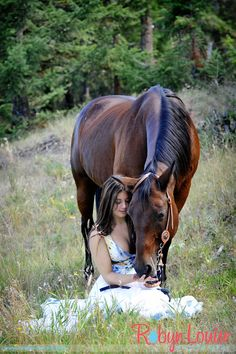 Beauty and Beloved Sessions by Robyn Louise Photography - Horses and Dresses - Capture the special bond between you and your horse in a fancy dress - grad dress or wedding dress. www.beautyandbelo... mailto:robyn@robynlouise.com Kamloops BC horse photography