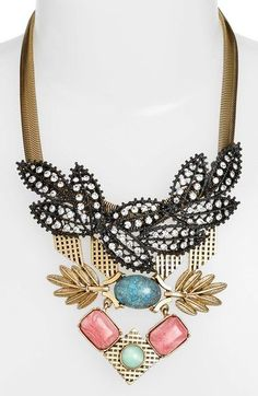 Loren Hope 'Calista' Jeweled Collar Necklace available at #Nordstrom
