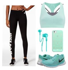 """""""Untitled #12"""" by whartonclara34 on Polyvore featuring NIKE, Sweaty Betty, Merkury Innovations and Casetify"""