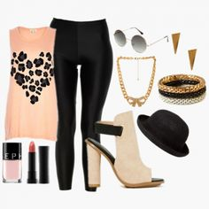 Check out this amazing look for a GNO! Want some advice on what to wear for your upcoming events? Or want to advice people on their upcoming events? Join us at www.wishi.me and start the Wishi experience!