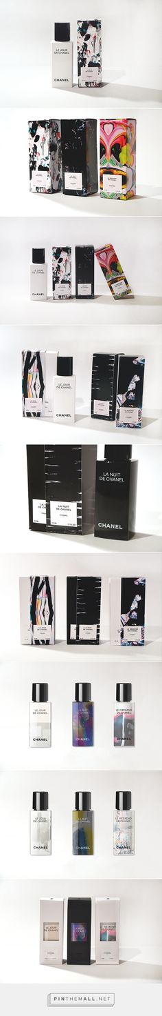Pack Chanel on Behance curated by Packaging Diva PD. Creating packaging limited edition Chanel in a stunning and quirky mind, while keeping a sober mind recalling Chanel. Skincare Packaging, Perfume Packaging, Cool Packaging, Luxury Packaging, Print Packaging, Cosmetic Packaging, Beauty Packaging, Packaging Ideas, Glass Packaging