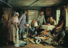The Glory of Russian Painting: Vasili Maksimov