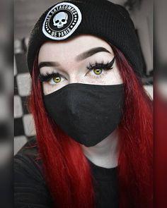 A cool dark style from 👑@dalohim using #ArisonLashes~ 🖤🖤 Eye look is so mesmerizing~ 😍😍 #repost #makeupofinstagram #motd #fakelashes #falselashes #makeupartist #makeupinspiration #eyemakeup #darkeyemakeup #darkmakeuplook Fake Lashes, 3d Mink Lashes, False Eyelashes, Dark Makeup Looks, Dark Eye Makeup, Individual Lashes, The Make, Dark Fashion, Lash Extensions