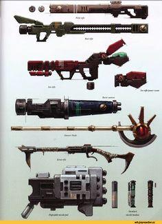 warhammer 40000,фэндомы,Tau,weapon,tau empire