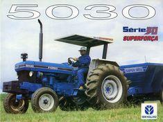 New Holland, Ford Models, Tractors, Ford Tractors, Antique Tractors, Leaflets