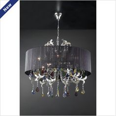 Buy the PLC Lighting 34116 PC Polished Chrome Direct. Shop for the PLC Lighting 34116 PC Polished Chrome Eight Light Chandelier from the Torcello Collection and save. Drum Shade Chandelier, Chandelier Lighting, Chandeliers, Hanging Furniture, Diy Furniture, Classic Lighting, Home Decor Lights, Hudson Valley Lighting, Dining Room Lighting