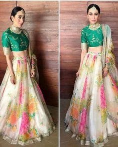 Karishma kapoor yay or Nay at Sonam kapoor wedding