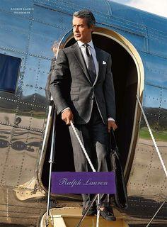 Ralph Lauren Purple Label Spring 2016 Campaign (Ralph Lauren)