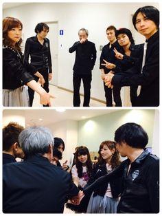 昨日は吉澤ひとみ姉さんの地元である、埼玉県三芳町の「コピスみよし」で開催された、親びんの凱旋ライブにスペシャルゲストとして呼んで頂きました初めて行った三芳町。…