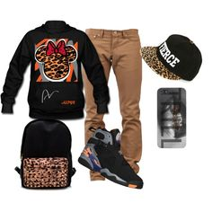 Swag Clothes For Guys With Jordans
