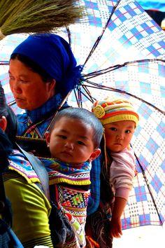 #Yunnan #Chine #Marchés ethniques Récits et Photos de www.picsandtrips.wordpress.com