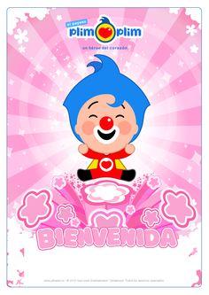 ¡Bienvenidas!  Gracias por compartir mi mundo mágico  ¡CLARO QUE SÍ! First Birthdays, Princess Peach, Party, Posters, Fictional Characters, Color, Sweet, Design, Mariana