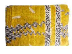Hey, I found this really awesome Etsy listing at https://www.etsy.com/listing/195065432/vintage-throw-kantha-quilt-alias-ralli