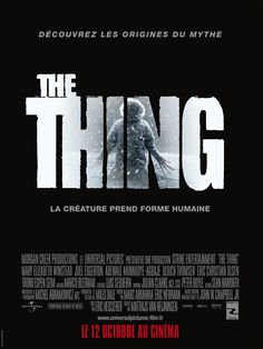 The Thing - 2011 (Les origines de la
