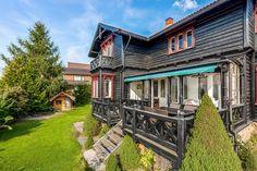 (2) FINN – Grefsen/Lofthus - Stor, sjarmerende sveitservilla med dobbelgarasje…
