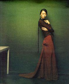 Dries Van Noten, Observer Life Magazine, 1998