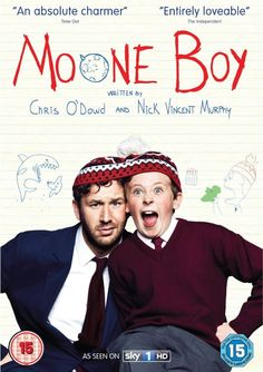 Moone Boy - The hilarious first season is on Hulu; Chris O'Dowd is great in this.