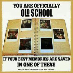 Old photo album... Still have some