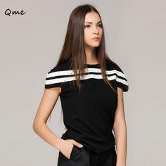 camisas de malha femininas manga curta - Pesquisa Google
