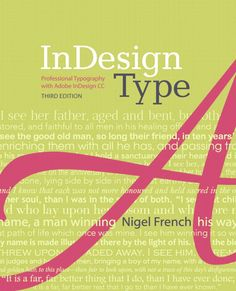 Creating Drop Caps in Adobe InDesign -- Adapted from InDesign Type: Professional Typography with Adobe InDesign, Third Edition (Adobe Press) #fonts #typography